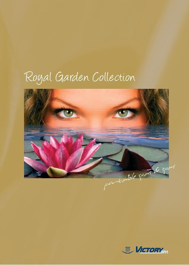 Коллекция Royal garden, Victory spa в магазине Армада