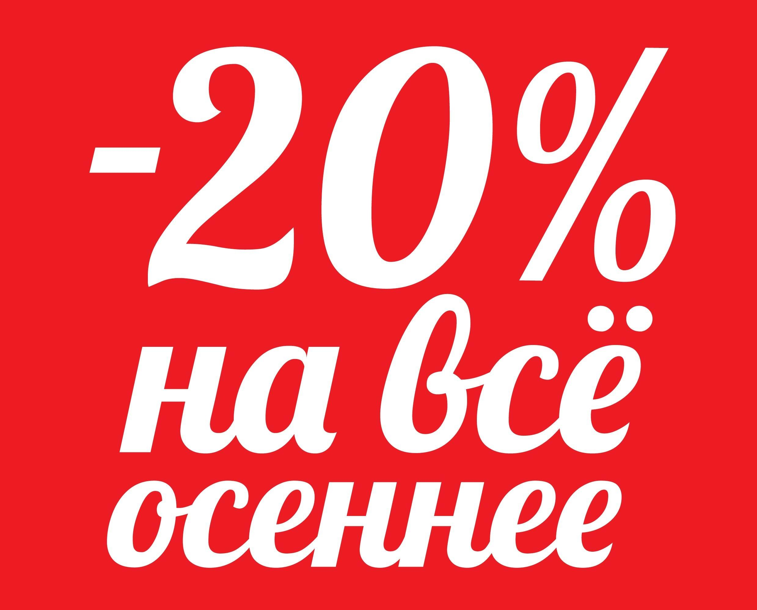 ee5a60b1e Скидка 20% на все осенние модели обуви и аксессуаров в магазине Эконика